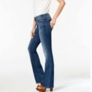 7 FOR ALL MANKIND Mia Stretch Jeans Sz 28